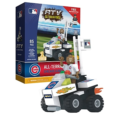OYO Sportstoys ATV with Mascot: Chicago Cubs