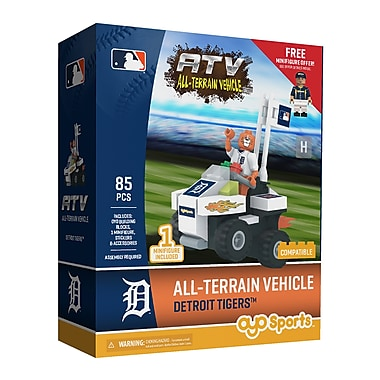 OYO Sportstoys ATV with Mascot: Detroit Tigers