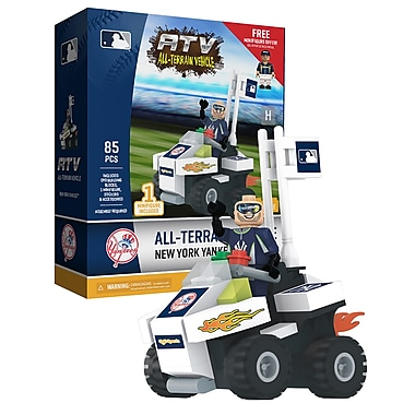 OYO Sportstoys ATV with Super Fan: New York Yankees