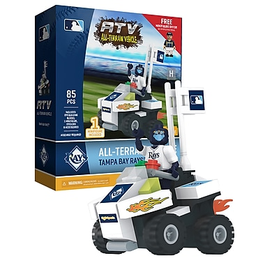 OYO Sportstoys ATV with Mascot: Tampa Bay Rays