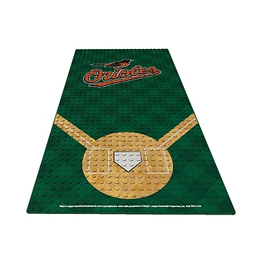 OYO Sportstoys Display Plate: Baltimore Orioles
