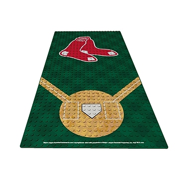 OYO Sportstoys Display Plate: Boston Red Sox