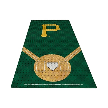 OYO Sportstoys Display Plate: Pittsburgh Pirates