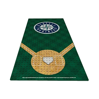 OYO Sportstoys Display Plate: Seattle Mariners