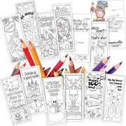 Barker Creek Celebrate the Year Bookmark Set, 360/Pack (BC3575)