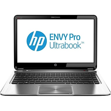 HP - Ultrabook Envy Pro B8W17AA#ABA 14 po remis à neuf, 1,7 GHz Intel Core i5-3317U, DD 320 Go, 4 Go DDR3, Windows 10 Pro