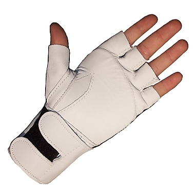 Impacto 471-30 Half Finger Impact Glove W/wrist Support