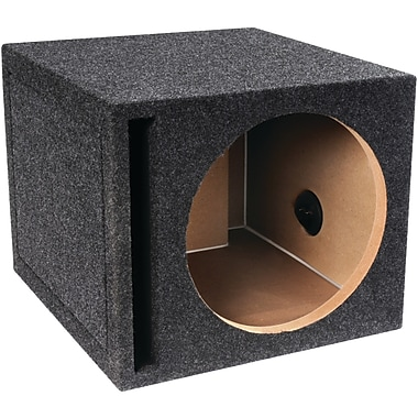 ATREND E10SV BBox Series Single Vented Subwoofer Enclosure