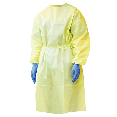 Primed DC Primagard Isolation Gown, 10/Pack
