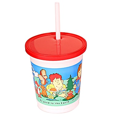 Kid Cups, Stock Design, 12 oz., 500/Case