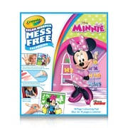 Crayola Color Wonder Book, Minnie Mouse, 12/Pack