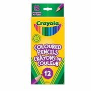Crayola® Coloured Pencils, 12 per Box, 12/Pack