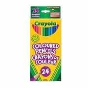 Crayola Coloured Pencils, 24/Pack