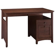 Bush Furniture Buena Vista Home Office Desk, Madison Cherry (MY13823-03)