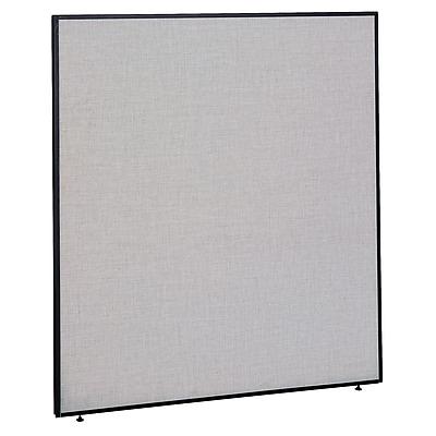 Bush Business Furniture ProPanels 66H x 60W Panel, Light Gray/Slate (PP66760)