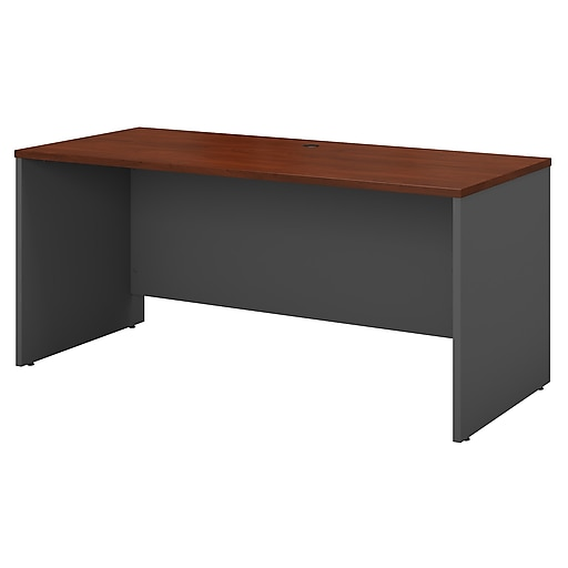 Bush Business Westfield 60w Credenza Shell Hansen Cherry
