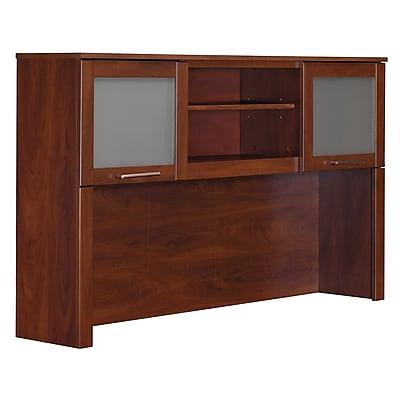 Bush Furniture Somerset 60W Hutch, Hansen Cherry (WC81731)