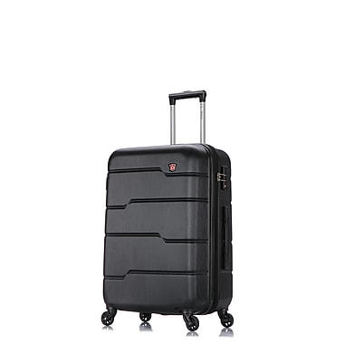 DUKAP Rodez Lightweight Hardside Spinner Luggage, 24