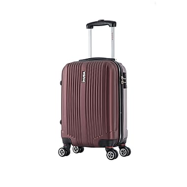 InUSA San Francisco Lightweight Hardside Spinner Luggage, 18