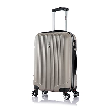 InUSA San Francisco Lightweight Hardside Spinner Luggage, 26
