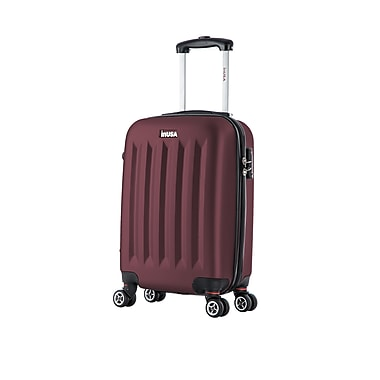 InUSA Philadelphia Lightweight Hardside Spinner Luggage, 19