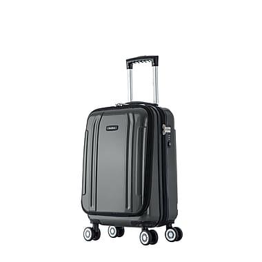 InUSA SouthWorld Lightweight Hardside Spinner Luggage, 19