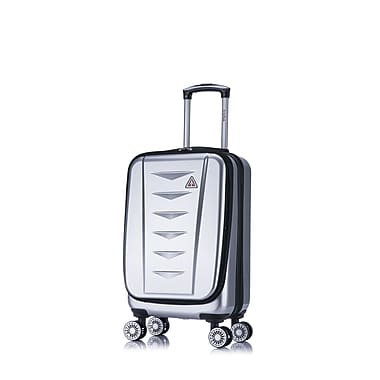 InUSA AirWorld Lightweight Hardside Spinner Luggage, 20