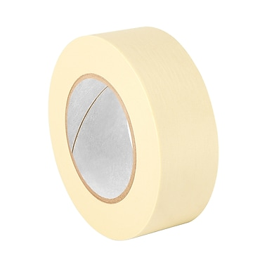 3M 201+ General Use Masking Tape 2in x 120yd, (18 case)