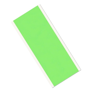 3M 401+ High Performance Green Masking Tape 4in x 8.625in, (50/Roll)