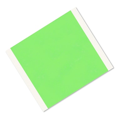 3M 401+ High Performance Green Masking Tape 3in square, (250/Roll)