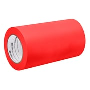 3M 3903-Red Vinyl Duct Tape 33in x 50yd, (1 Roll)