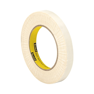 TapeCase 134-10 Abrasion Resistant Fiberglass Tape Coated with Teflon PTFE, 1.375
