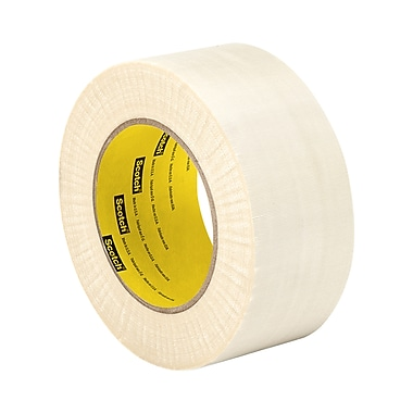TapeCase 134-3 Abrasion Resistant Fiberglass Tape Coated with Teflon PTFE, 1.5