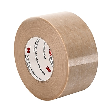 3M 46 Polyester Film/Glass Filaments Reinforced Backing Electrical Tape 3.78in x 60yd (1 Roll)
