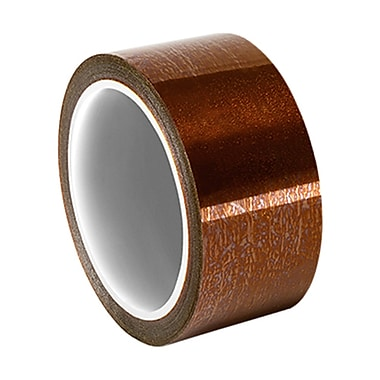 3M 92 Polyimide Film Tape with Thermosetting Silicone Adhesive Electrical Tape 0.75in x 36yd (1 Roll)