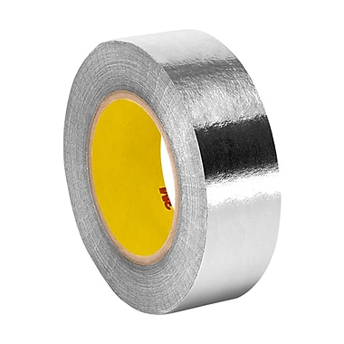 TapeCase 134-5 Abrasion Resistant Fiberglass Tape Coated with Teflon PTFE, 5