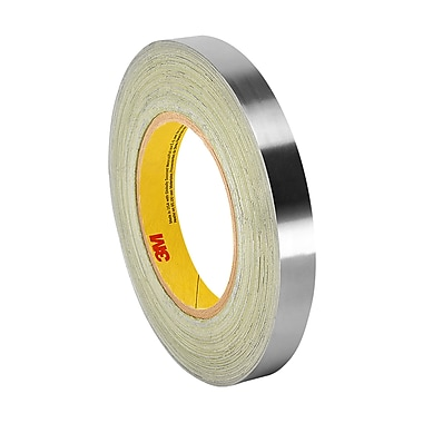 3M 3380 General Purpose Aluminum Foil Tape, 0.71