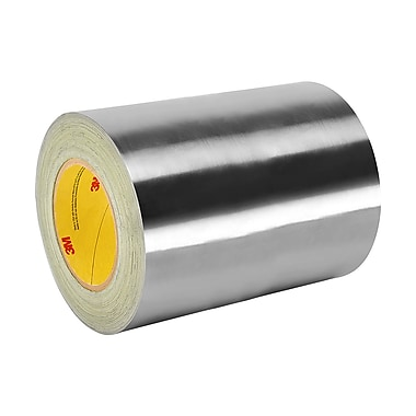 3M 3380 General Purpose Aluminum Foil Tape, 11