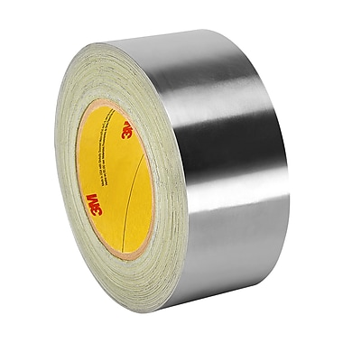 TapeCase 2302-10 Strong & Slippery UHMW Polyethylene Tape with Super Bond Adhesive, 1.125
