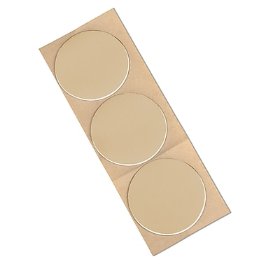 TapeCase MPFT-Gold Metalized Polyester Film Tape, 20