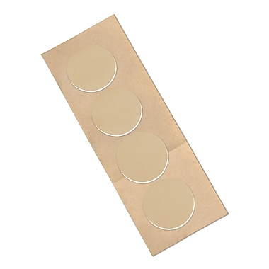 TapeCase MPFT-Gold Metalized Polyester Film Tape, 16