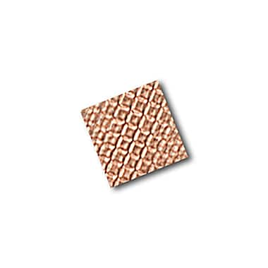 3M 1245 Embossed Copper Foil Tape, 1