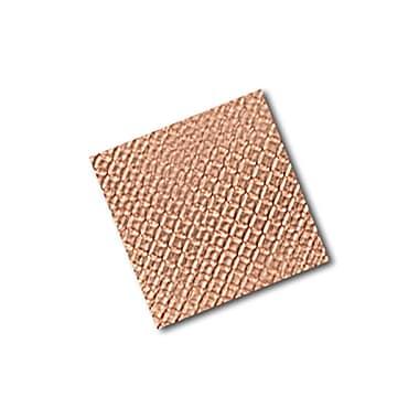 3M 1245 Embossed Copper Foil Tape, 1.5