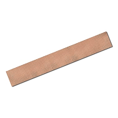 3M 1245 Embossed Copper Foil Tape, 8.625