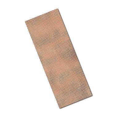 3M 1245 Embossed Copper Foil Tape, 3