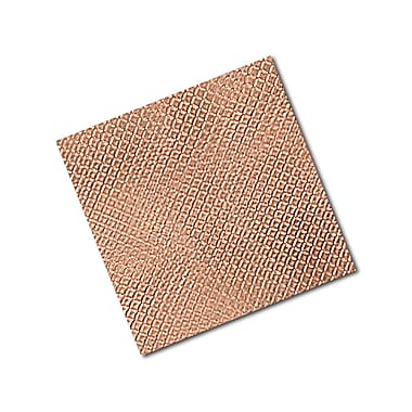 3M 1245 Embossed Copper Foil Tape, 4