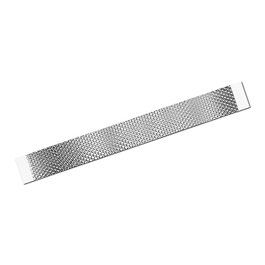3M 1267 Embossed Aluminum Foil Tape, 10.5