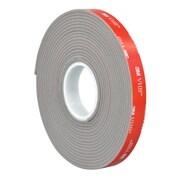 """3M 4991 VHB(TM) Tape, 0.5"""" x 36yd"""