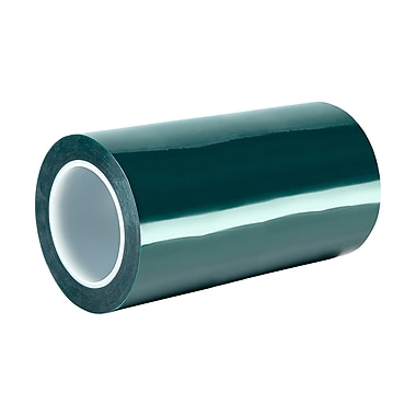3M TapeCase Green Powder Coating Tape, 15.5