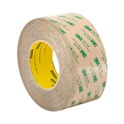 """3M 468MP Adhesive Transfer Tape with Adhesive 200MP, 2.5"""" x 60yd"""